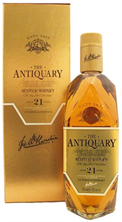 Antiquary Scotch 21 Year 750ml